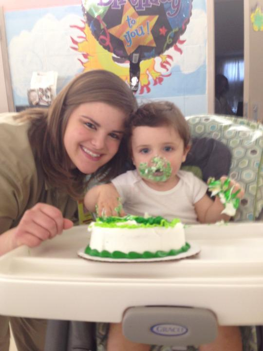 My Son Had His First Birthday Party In Prison'