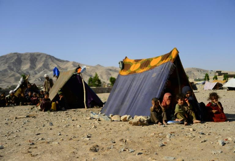 """The United Nations warned in October that at least three million people were in """"urgent"""" need of food due to the dry spell mainly across northern and western Afghanistan"""