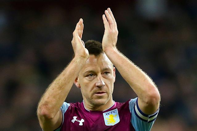 How Chelsea legend John Terry has helped heal 'toxic' Aston Villa dressing room