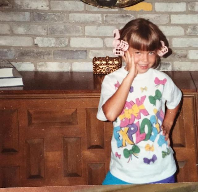 "<p>Basically, Mandy was born to be an MTV star. (Photo: Mandy Moore via <a href=""https://www.instagram.com/p/BJQesefASRZ/?taken-by=mandymooremm&hl=en"" rel=""nofollow noopener"" target=""_blank"" data-ylk=""slk:Instagram"" class=""link rapid-noclick-resp"">Instagram</a>) </p>"