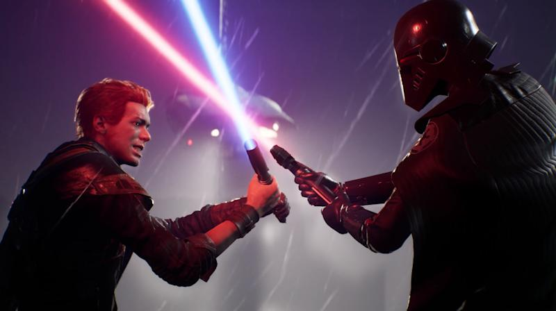 "Save up to $40 on the hottest Xbox One games, including ""Star Wars Jedi: Fallen Order."" (Photo: EA)"