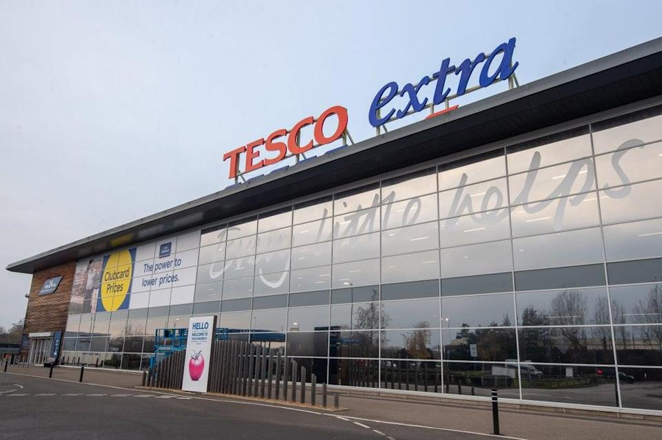 Tesco said that changes to the scheme could create 8,000 new apprenticeships (Joe Giddens/PA) (PA Archive)