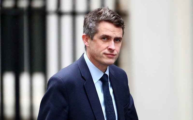 "Education Secretary Gavin Williamson has apologised to students and parents affected by ""significant inconsistencies"" with the grading process. - Hannah Mckay/Reuters"