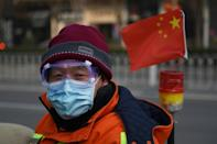 The virus has infected thousands in China and spread to dozens of other countries