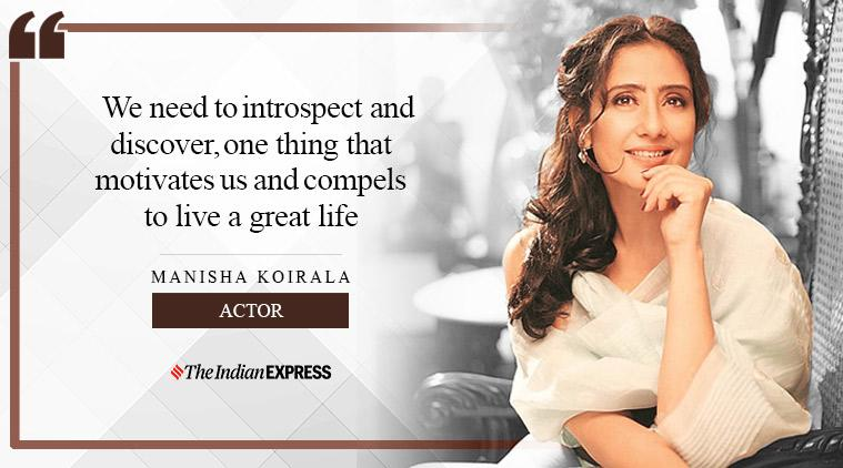 Manisha Koirala, Manisha Koirala motivational speech, Manisha Koirala cancer