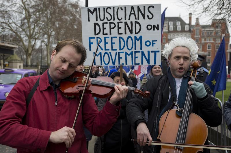 EU Musicians Will Now Require Visas to Tour in Post-Brexit UK
