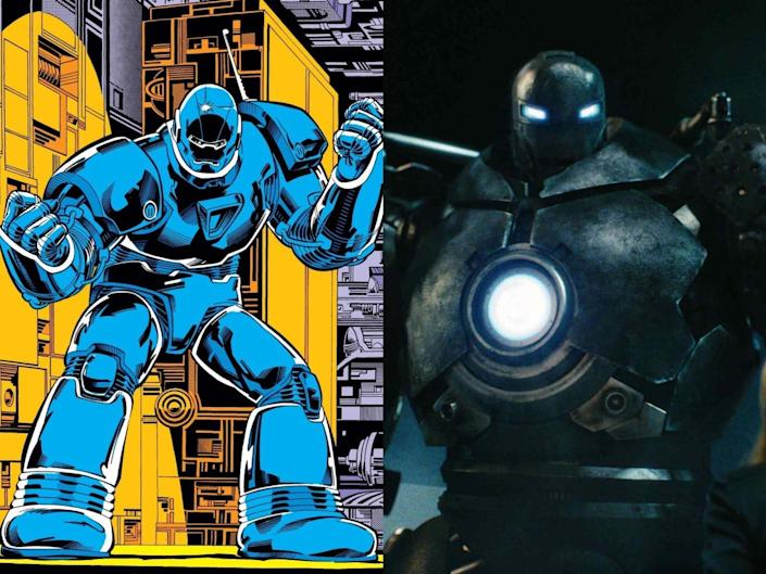 obadiah stane in the comics and the mcu