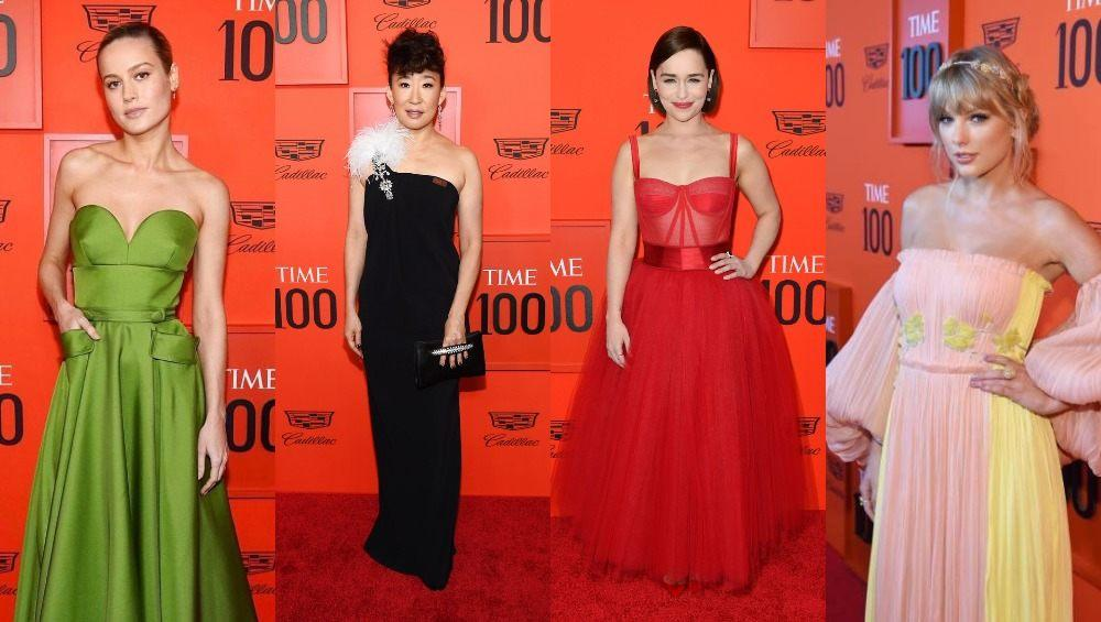 <p>The Time 100 gala took place at Jazz at Lincoln Center in New York City on Tuesday night. </p>