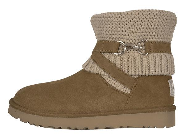 Give your favorite pair of Uggs a chic upgrade. (Photo: Zappos)