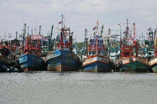 <p>Thailand to scan eyes of workers in notorious seafood industry</p>
