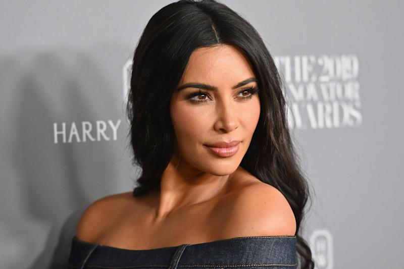 Kim Kardashian West attends the WSJ Magazine 2019 Innovator Awards at MOMA on 6 November, 2019 in New York City: ANGELA WEISS/AFP via Getty Images
