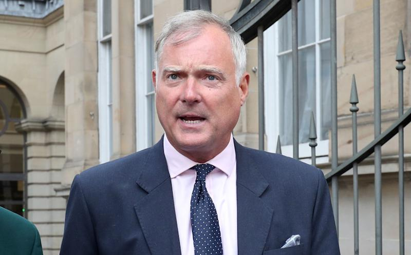 Former Blue Peter presenter John Leslie charged with sexual assault