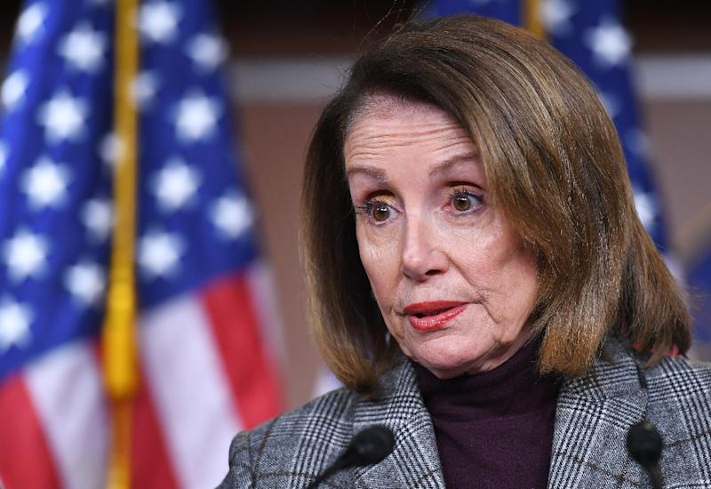 "US House Speaker Nancy Pelosi told The Washington Post that she is ""not for impeachment"" of President Donald Trump"