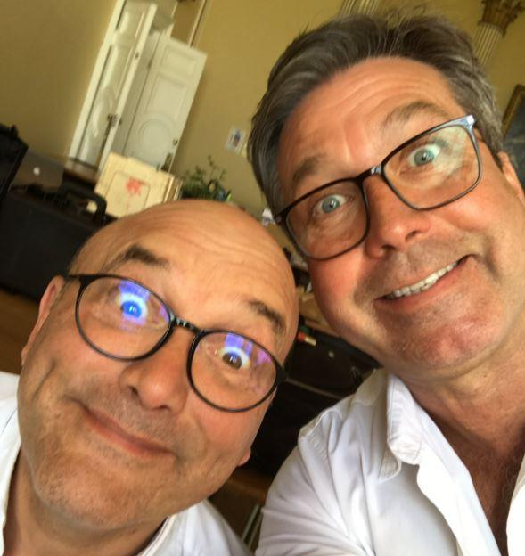 Masterchef's John Torode and Gregg Wallace hit back at 'feud' reports