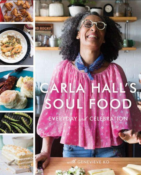 PHOTO: Carla Hall's cookbook is pictured here. (Carla Hall)