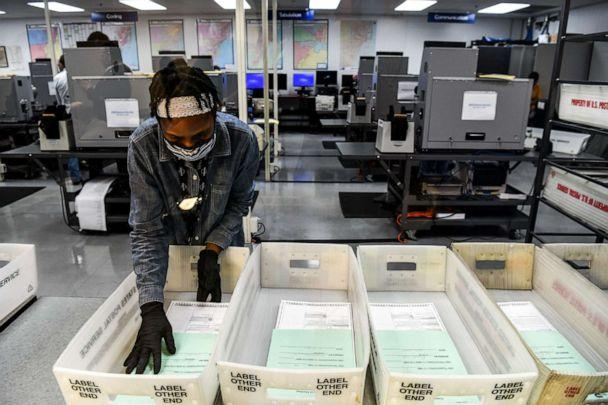 How battleground states process mail ballots -- and why it may mean delayed results