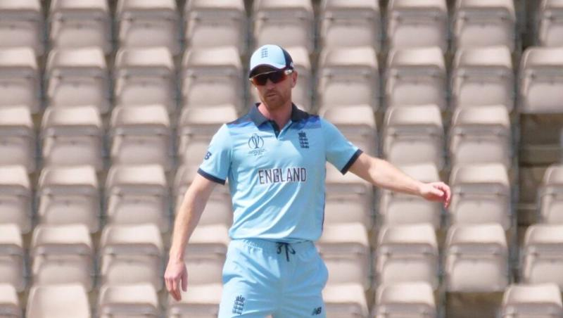 England Field Assistant Coach Paul Collingwood After Injuries to Mark Wood and Jofra Archer During ICC Cricket World Cup 2019 Warm-up Match Against Australia