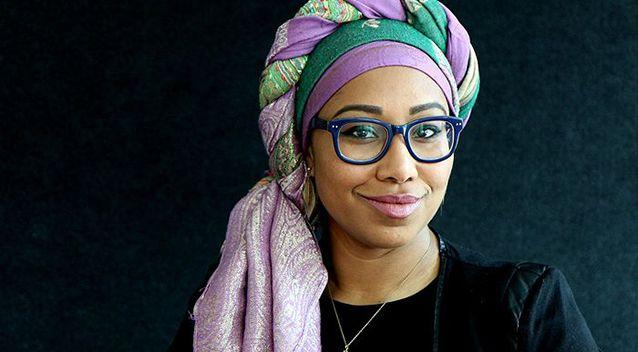 Yassmin Abdel-Magied has come under fire again for expressing a now-withfrawn opinion on Anzac Day. Source: ABC
