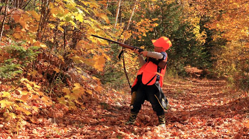 This Wisconsin Bill Would Let Toddlers Hunt With Guns