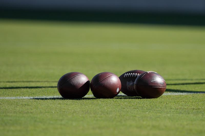 Some NFL teams decided to not practice on Thursday. (Photo by Zach Bolinger/Icon Sportswire via Getty Images)