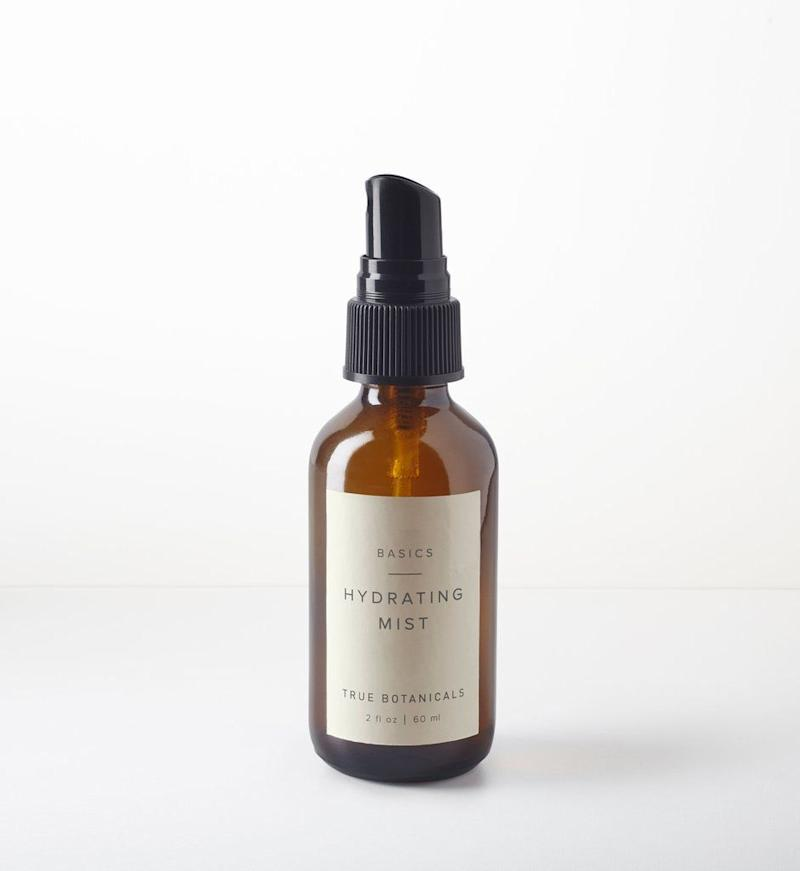 """True Botanicals' entire line of products is <a href=""""https://truebotanicals.com/pages/made-safe"""" target=""""_blank"""">Made Safe</a> certified, which means there are no ingredients known or suspected to harm humans. The&nbsp;brand, founded by&nbsp;Hillary Peterson, is on a mission to create skincare products that work but don't harm our health or the environment. True Botanicals products are also cruelty-free and non-GMO.&nbsp;<br /><br /><strong>Shop True Botanicals <a href=""""https://truebotanicals.com/"""" target=""""_blank"""">here</a>.&nbsp;</strong>"""