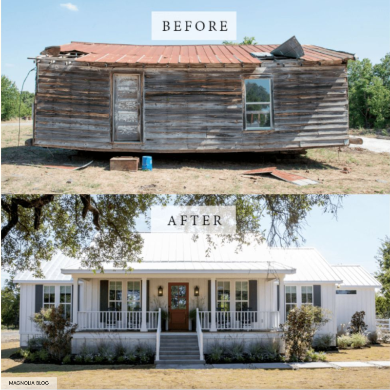 The Cutest Little Shack on the Prairie From Fixer Upper is Now on Sale