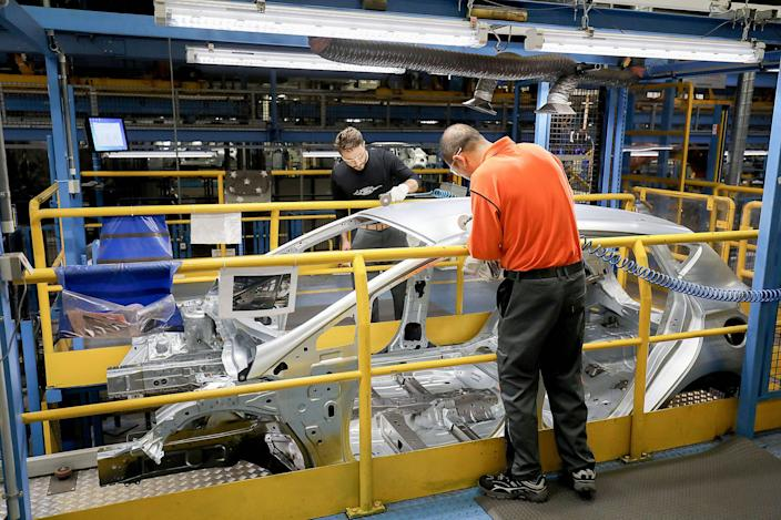 The global auto industry runs on multinational supply chains.