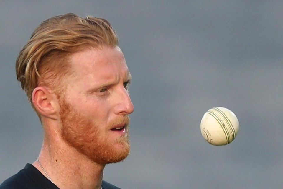 Ben Stokes suffered a finger injury during the  first window of the IPL in April  (AP)