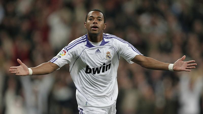 Robinho Real Madrid 26012008