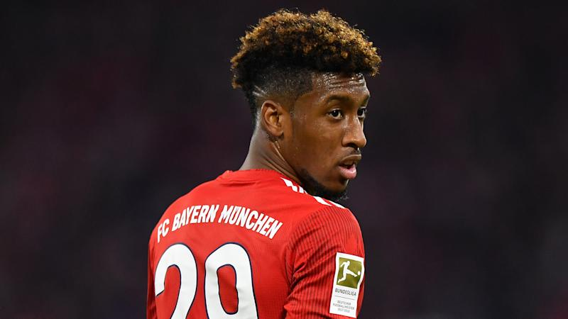 Bayern Munich star Coman apologises, faces fine for driving McLaren to training