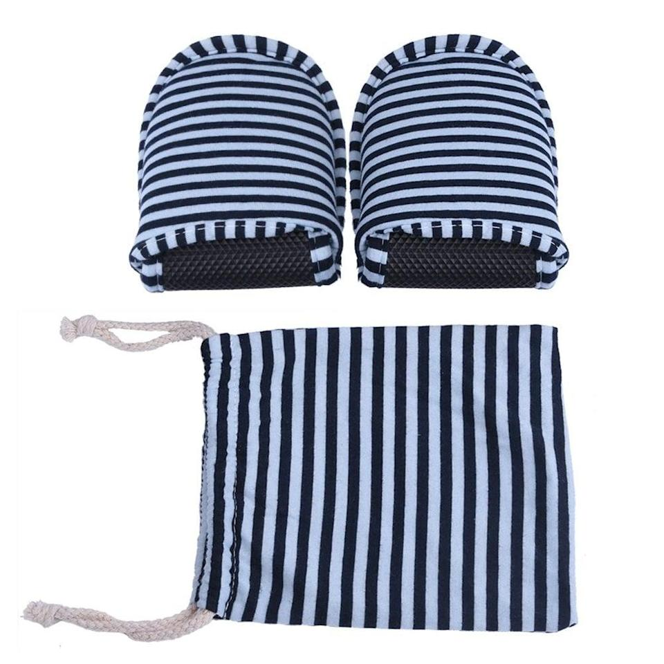 <p>These <span>Vgeby Travel Foldable Slippers </span> ($15) always come in handy when you don't want to be barefoot somewhere new.</p>