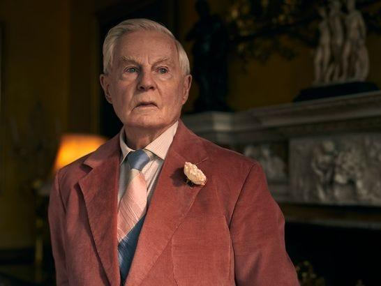 Derek Jacobi the crown
