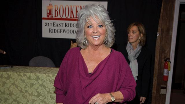 Paula Deen's Cookbook Soars to No. 1