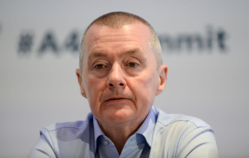 IAG's Walsh rejects lawmakers' criticism over British Airways plan