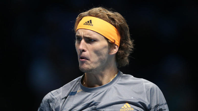Alexander Zverev has hit out at the new Davis Cup format. (Getty Images)
