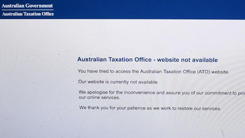 Client data has been protected as the ATO seeks to put its services back online.