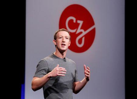 Mark Zuckerberg announces the Chan Zuckerberg Initiative to cure all diseases by the end of the century during a news conference at UCSF Mission Bay in San Francisco, California