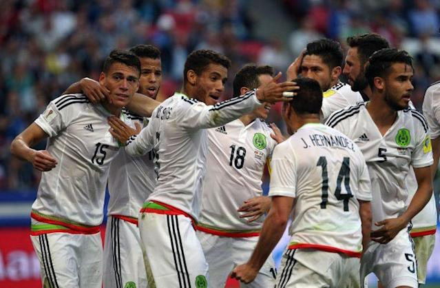 El Tri has a talented core that could lead the country to great heights next summer. (Getty)