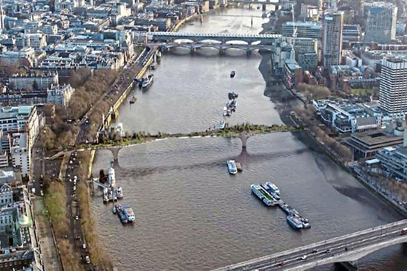 Should the Mayor have retained his support for the Garden Bridge?
