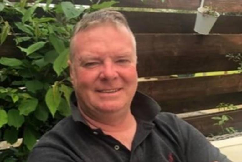 Paul Mullen, 51, was driving a Toyota Hilux when he suffered fatal injuries. (Police)