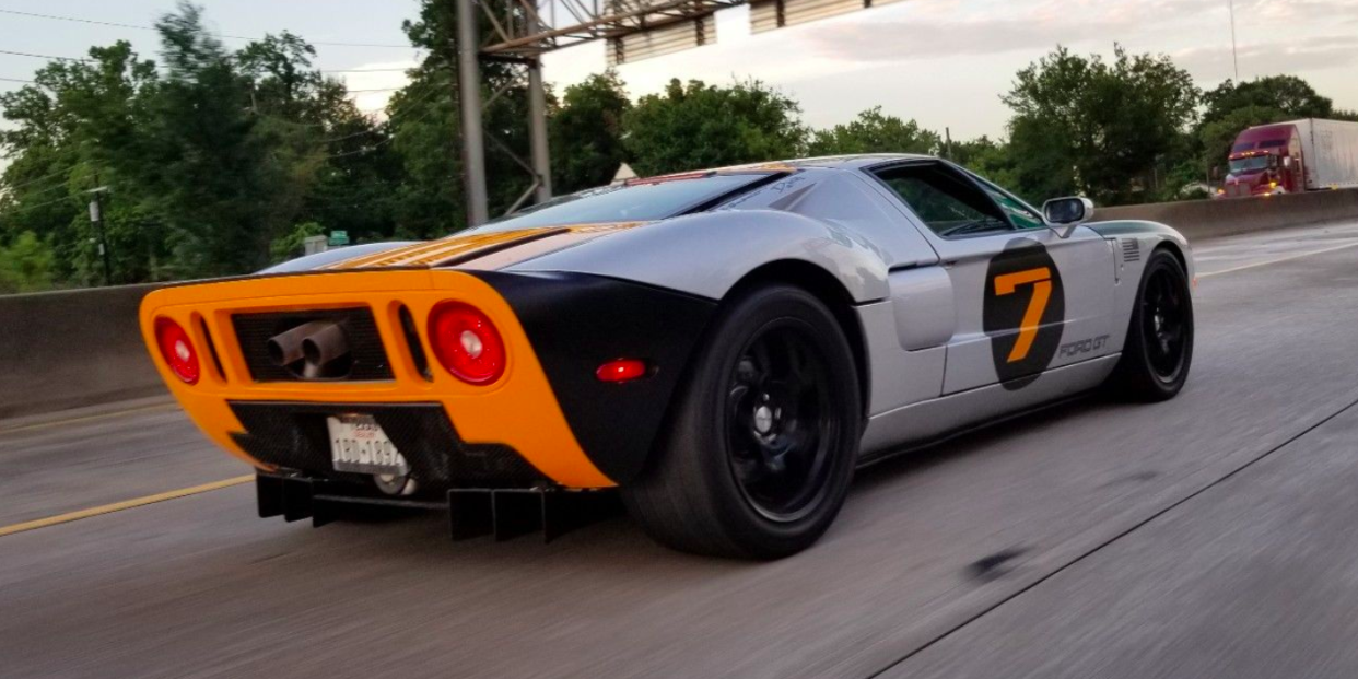 Camilo Pardo's One-of-One Ford GT Is for Sale