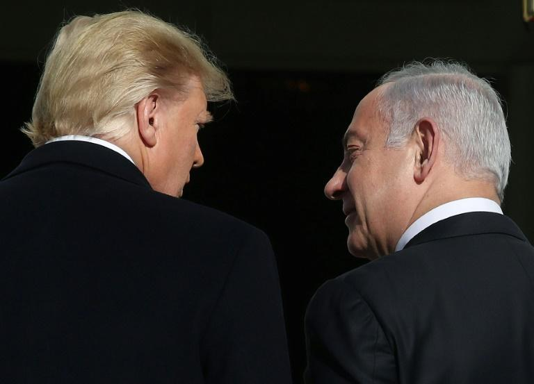 Trump's conservative base was avidly pro-Israel and Trump fulfilled a wishlist for the hawkish Netanyahu