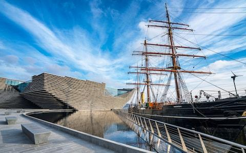 V&A Dundee - Credit: Getty