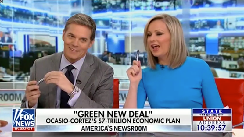 Fox News Hosts Are Horrified to Learn Their Own Polls Show People Want to Tax the Rich