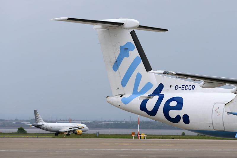 The troubled regional airline was bought in February after suffering financial difficulties: PA