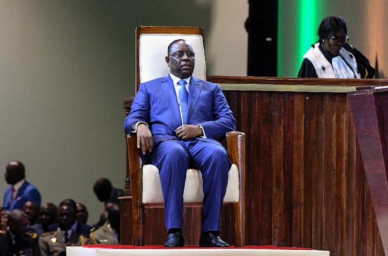 Macky Sall was sworn in for his second term as Senegal's president last week