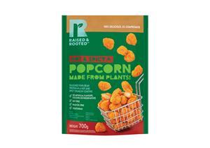 Raised & Rooted Hot & Spicy Popcorn