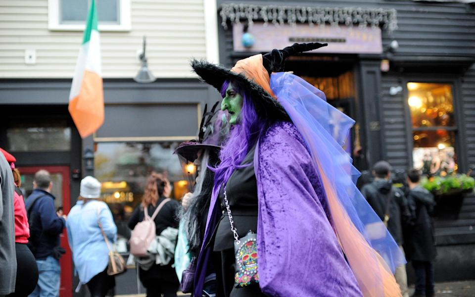 The city's Haunted Happenings parades and events have already been cancelled - Getty