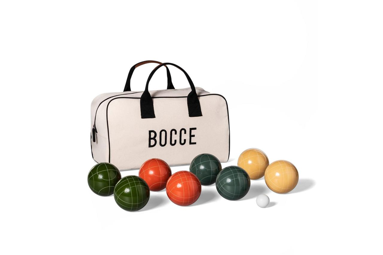 <strong>Buy It!</strong> Hearth and Hand with Magnolia Bocce Ball Set, $74.99, target.com