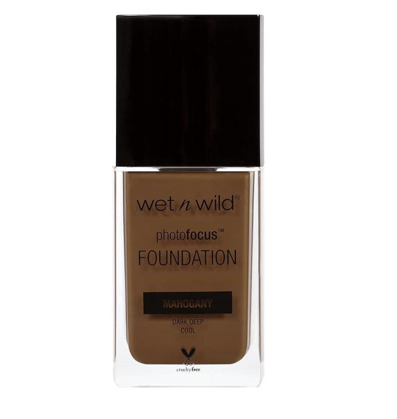 <p>If your party outfit was expensive AF, don't worry; the <span>Wet n Wild Photofocus Foundation</span> ($6) is here to provide you with long-lasting coverage for hours at an incredible price point.</p>